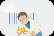 体重減少を伴う慢性下痢症