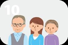 原発性免疫不全症候群を疑う家族歴がある。