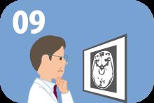 BCGによる重症副反応(髄膜炎など)、単純ヘルペスウイルスによる脳炎、髄膜炎菌による髄膜炎、EBウイルスによる重症血球貪食症候群に罹患したことがある。