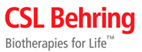 CSL Behring Biotherapies for Life™